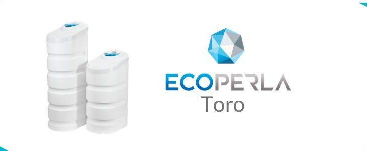 Ecoperla Toro 35 - nowy kompaktowy zmiękczacz wody od polskiej marki Ecoperla